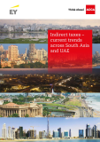Published Regional Research Report on IndirectTaxes