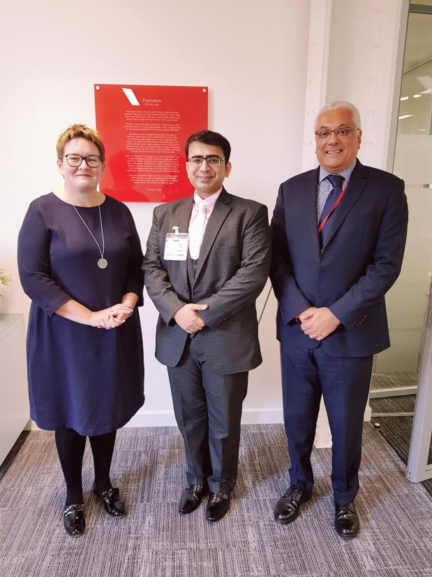 Communicating Members' Voices – Meeting with ACCA CEO