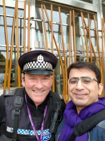 SP with Cop