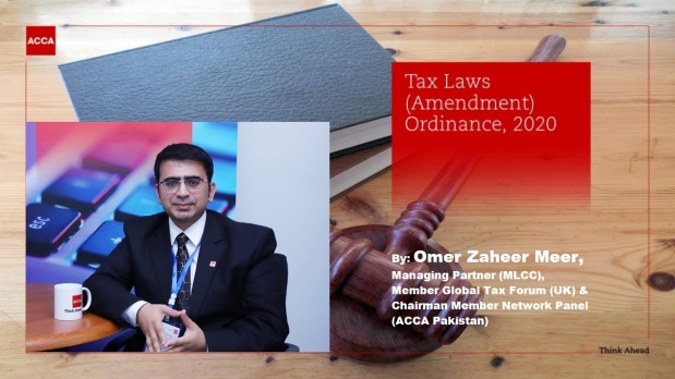 Learn Tax Laws (Amendment) Ordinance, 2020 – Part 5/5